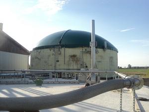 Biogasnalage Landkreis Uelzen