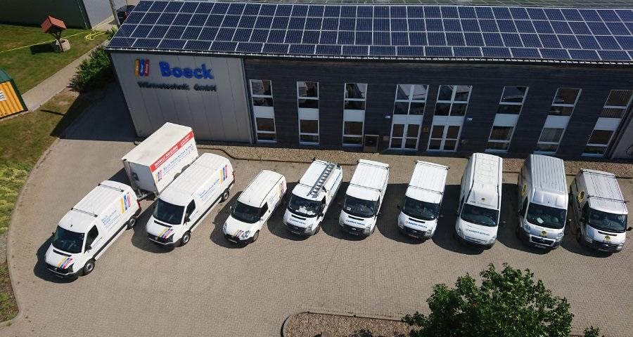 Willkommen bei Boeck Wärmetechnik GmbH