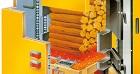 Querschnitt in Stückholzheizung - KWB Classicfire