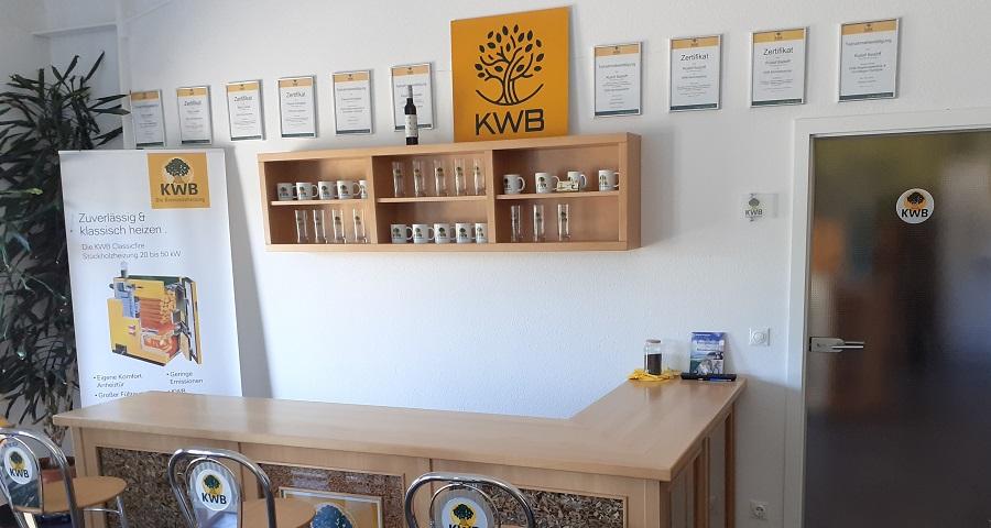 KWB Bar Showroom