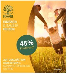 KWB Fördermittel Heizung Pellets