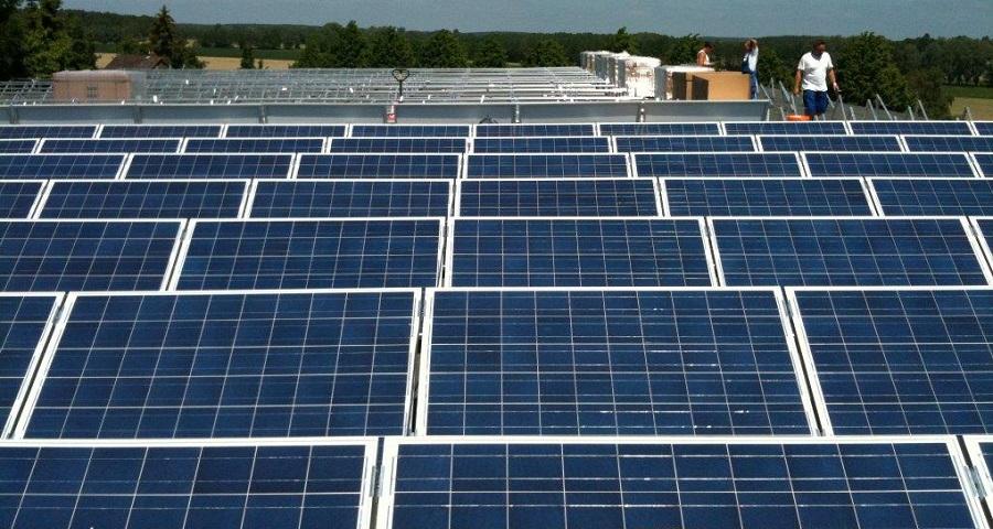 Beratung, Planung, Umsetzung und Wartung von Solaranlagen